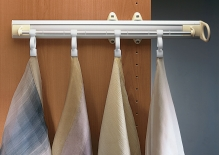Pull - Out Scarf - Rack